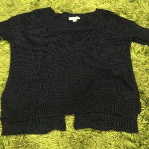 Witchery Open Back Knit Sweater Size XS